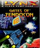 Gates of Zendocon (Atari Lynx)